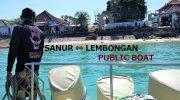 【2018年】バリ島 ⇔ レンボンガン島・ペニダ島 公共スピードボートの時刻表と料金