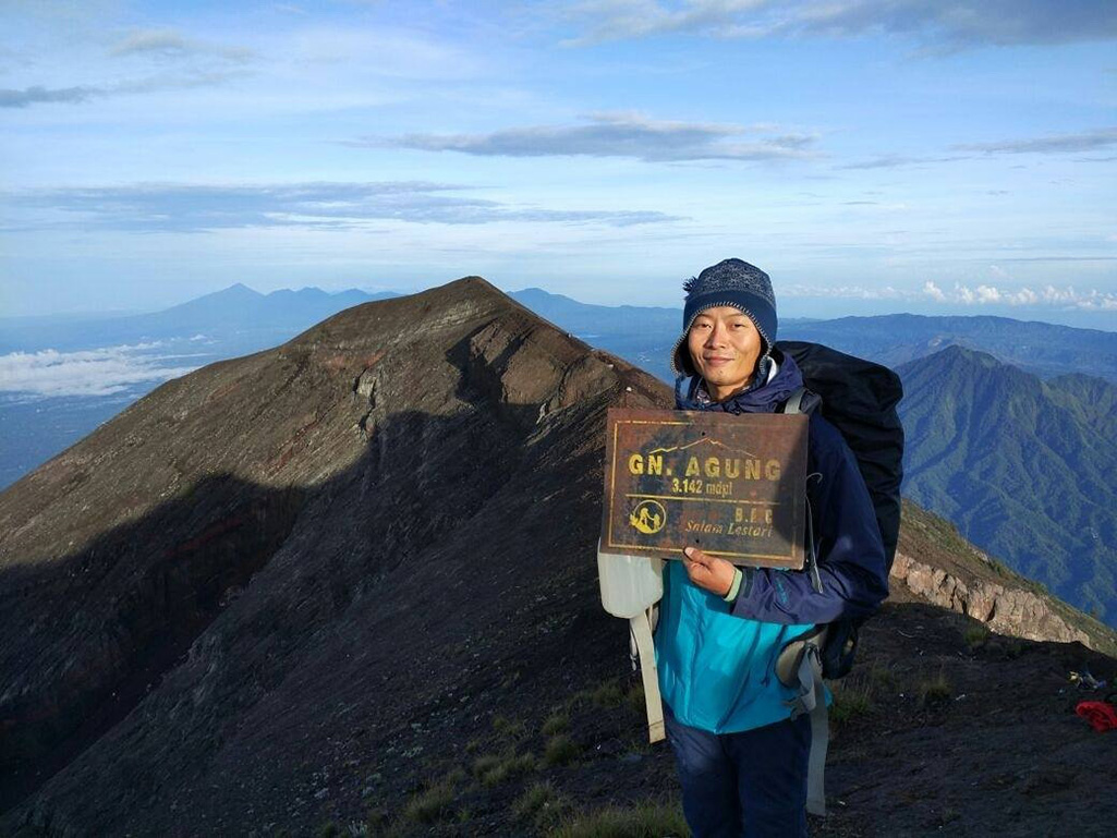 summit-mount-agung