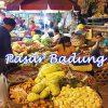 バリ島デンパサールのバドゥン市場