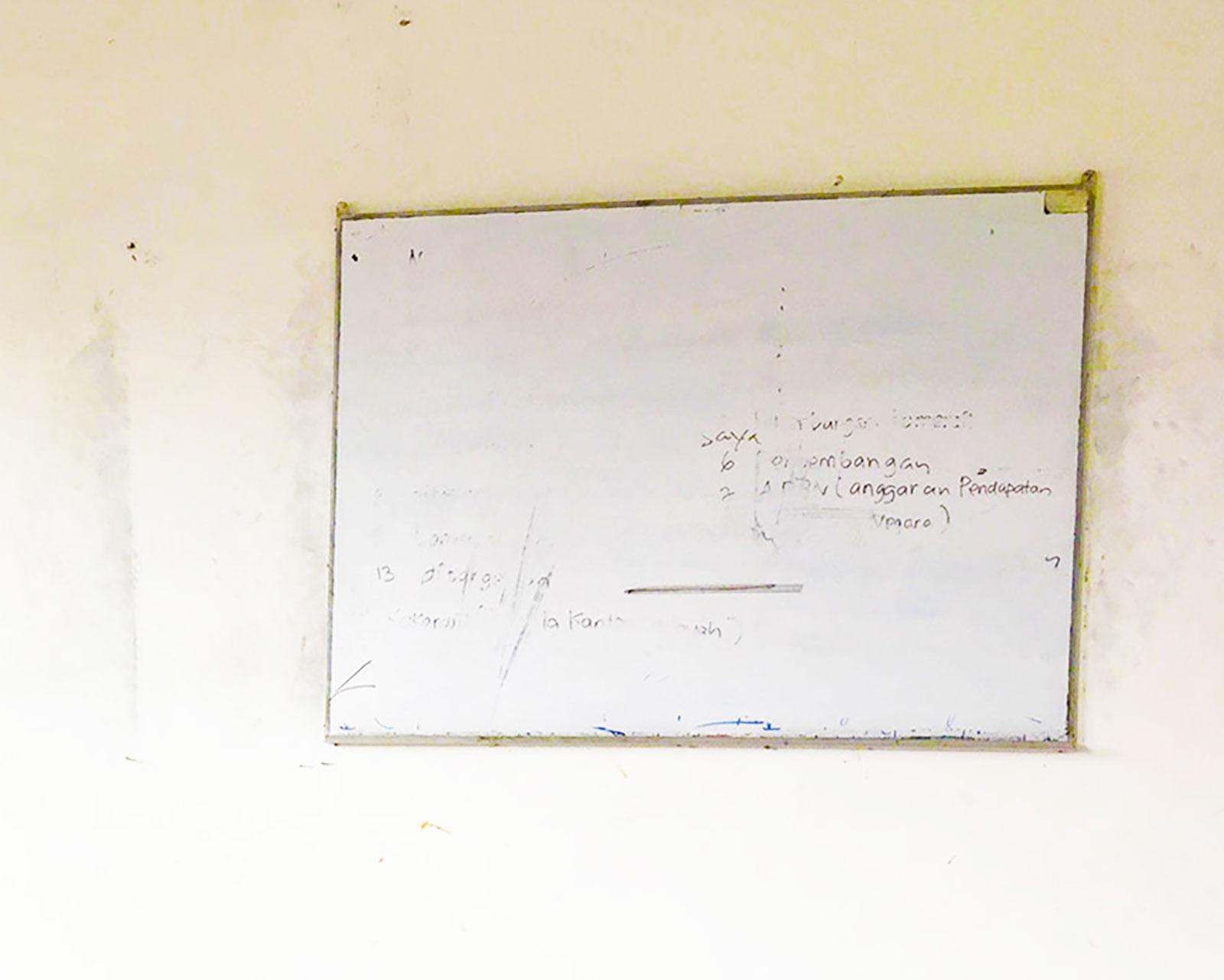 ウダヤナ大学授業