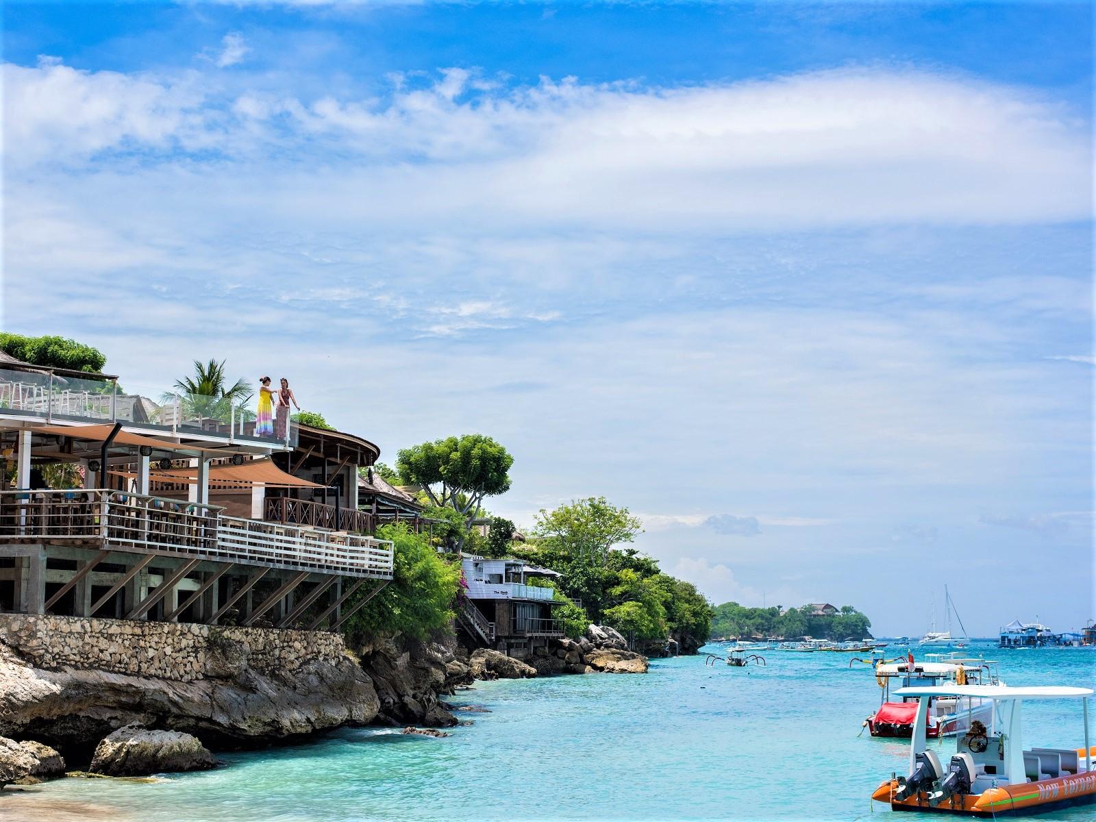 【レンボンガン島】ホテル選びを失敗しないための宿泊エリア基本情報