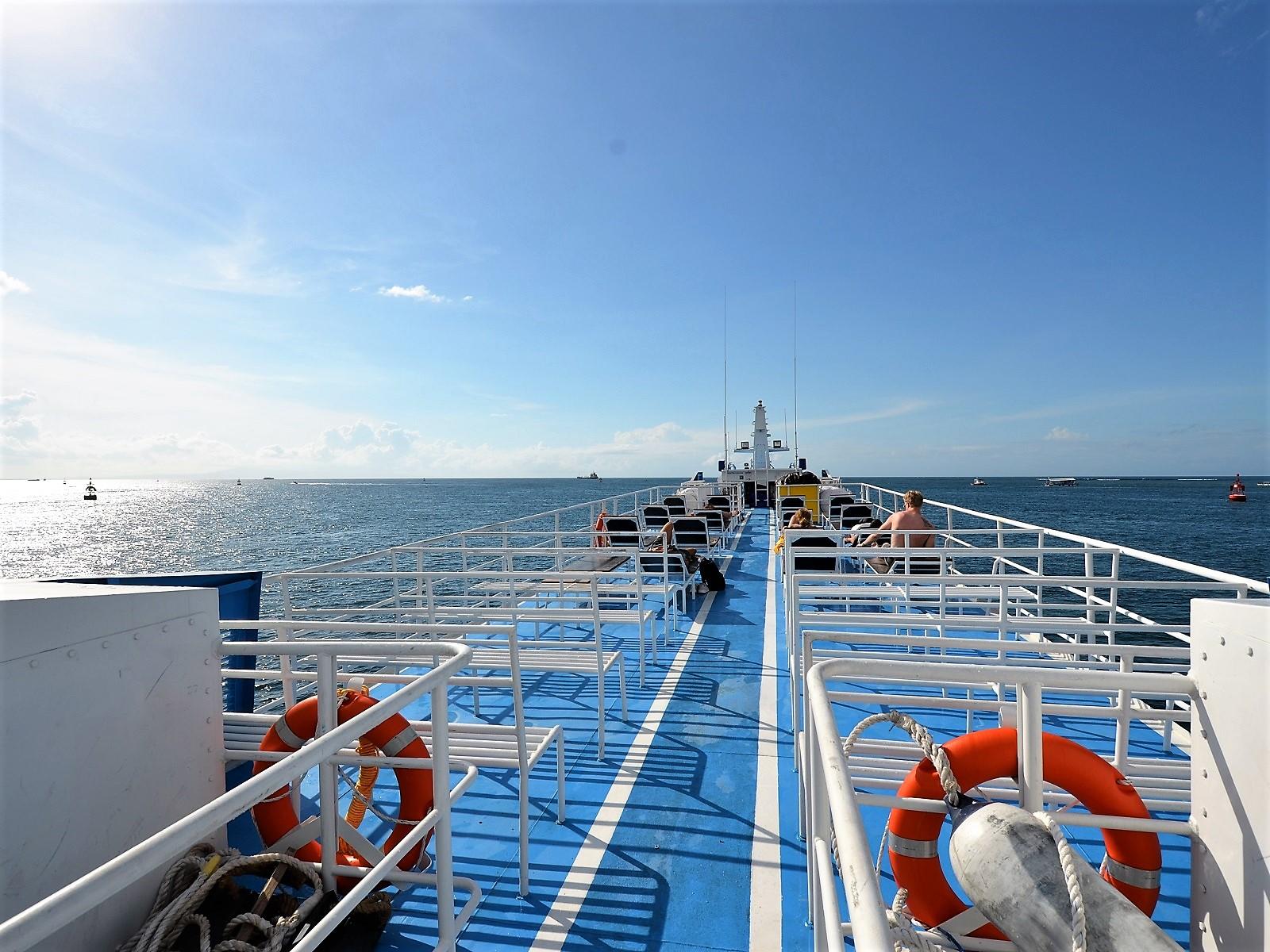 ギリ島おすすめのスピードボート