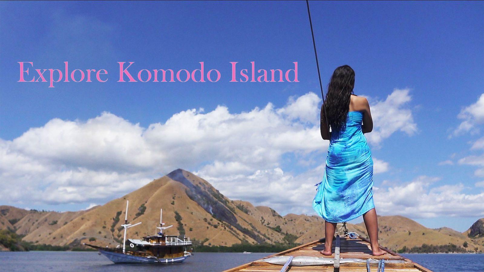 コモド島の旅日記
