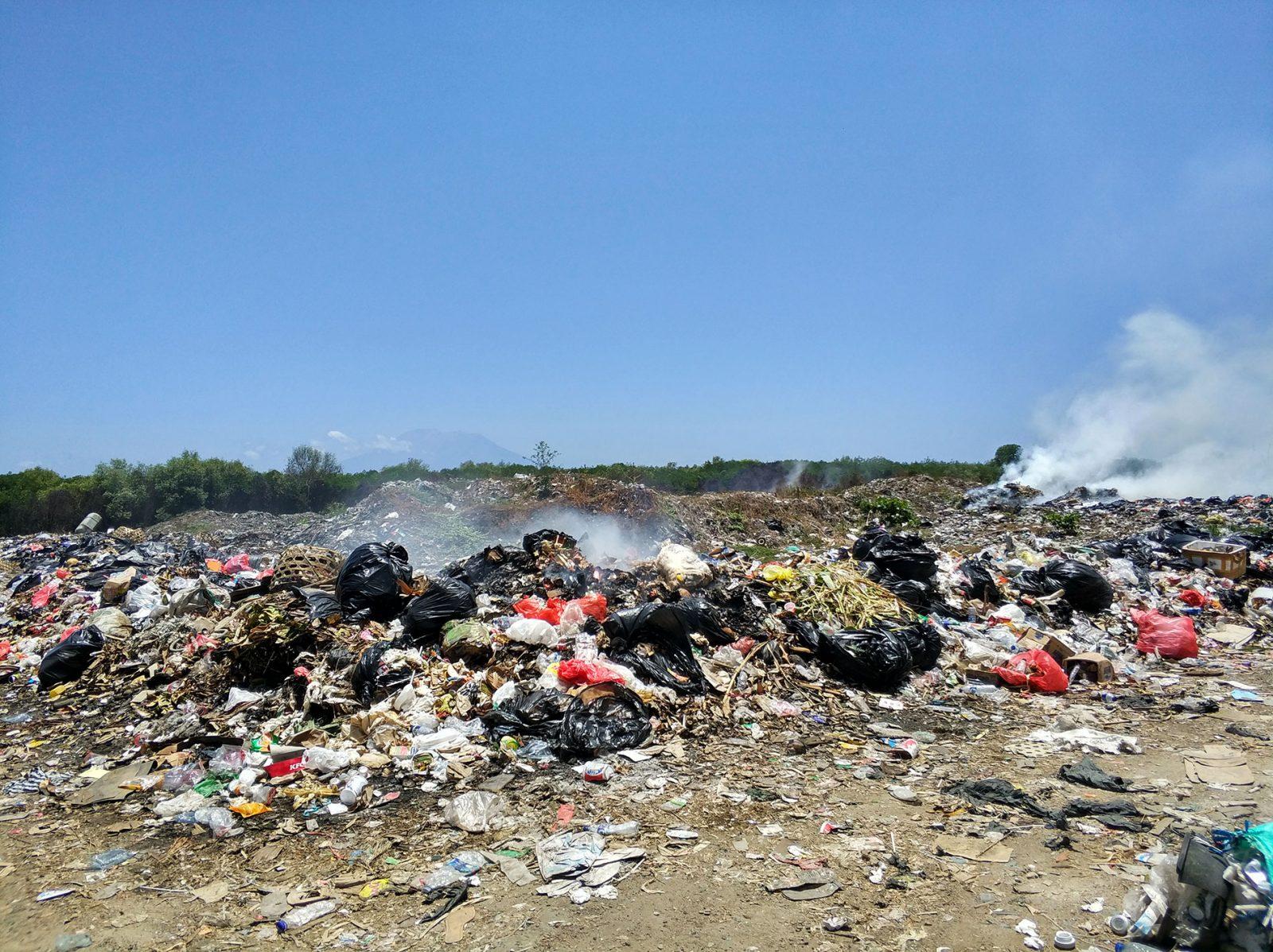 lembongan-garbage