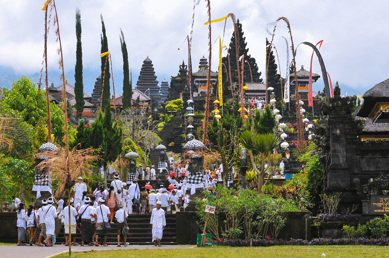 ブサキ寺院