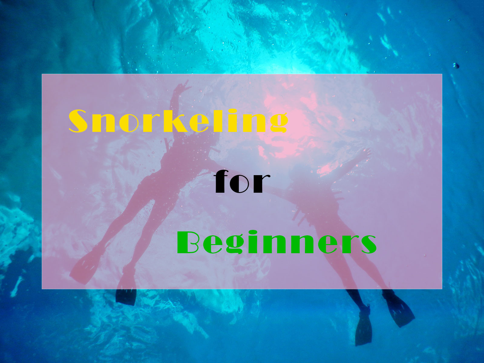 beginners-for-snorkeling