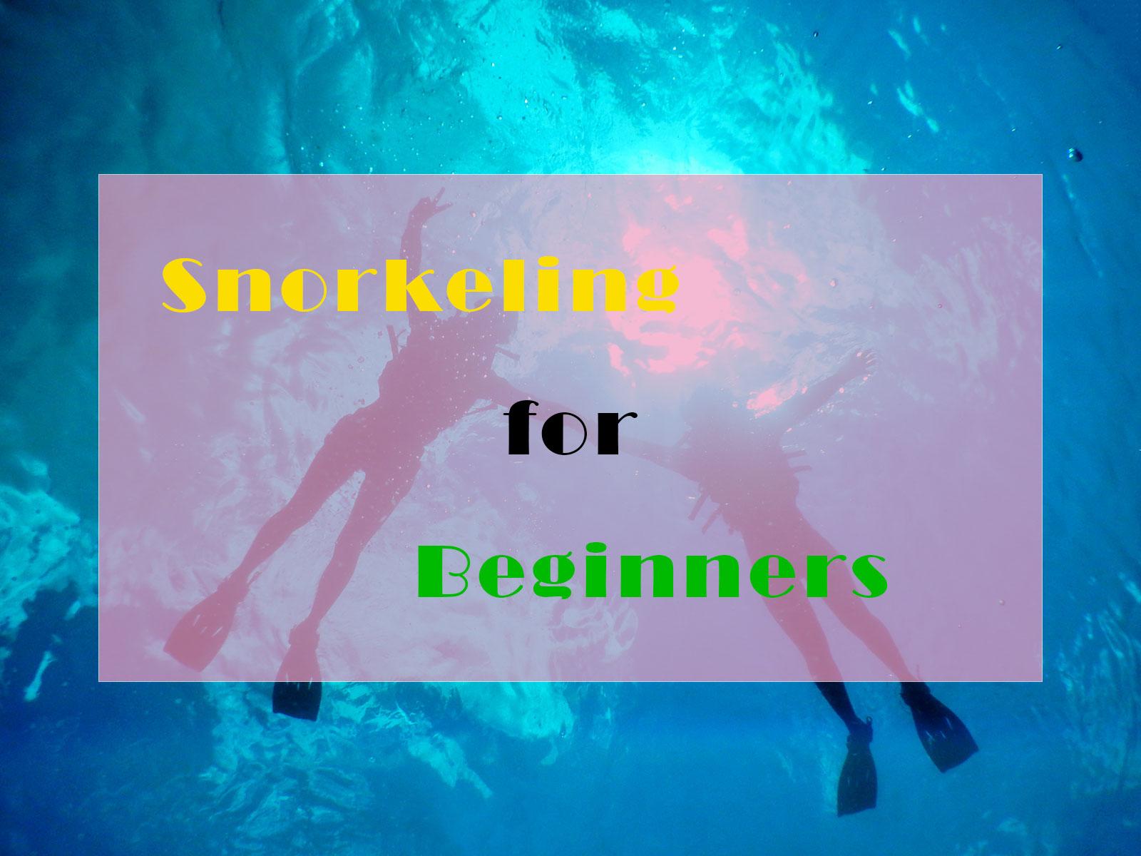 beginners-for-snorkeling