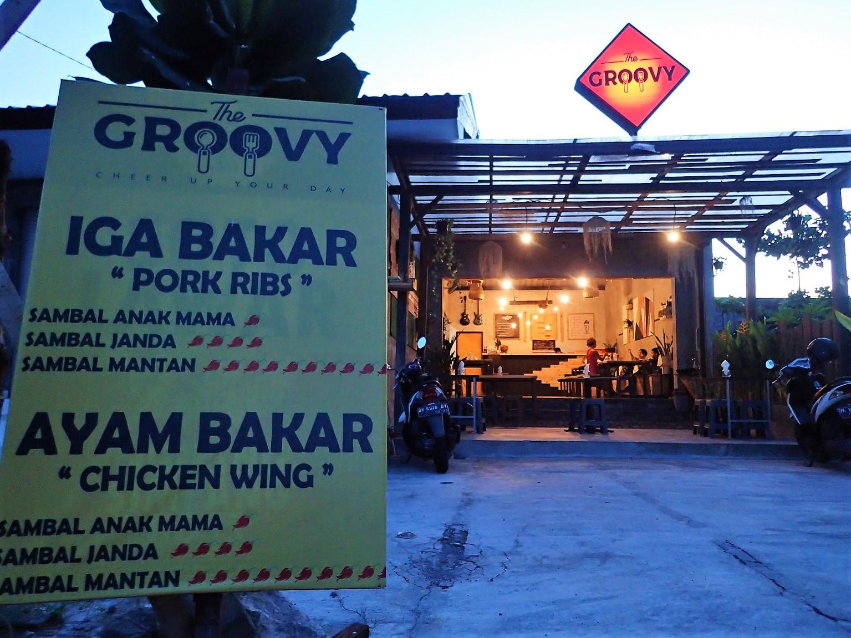 バリ島レストランおすすめポークリブ