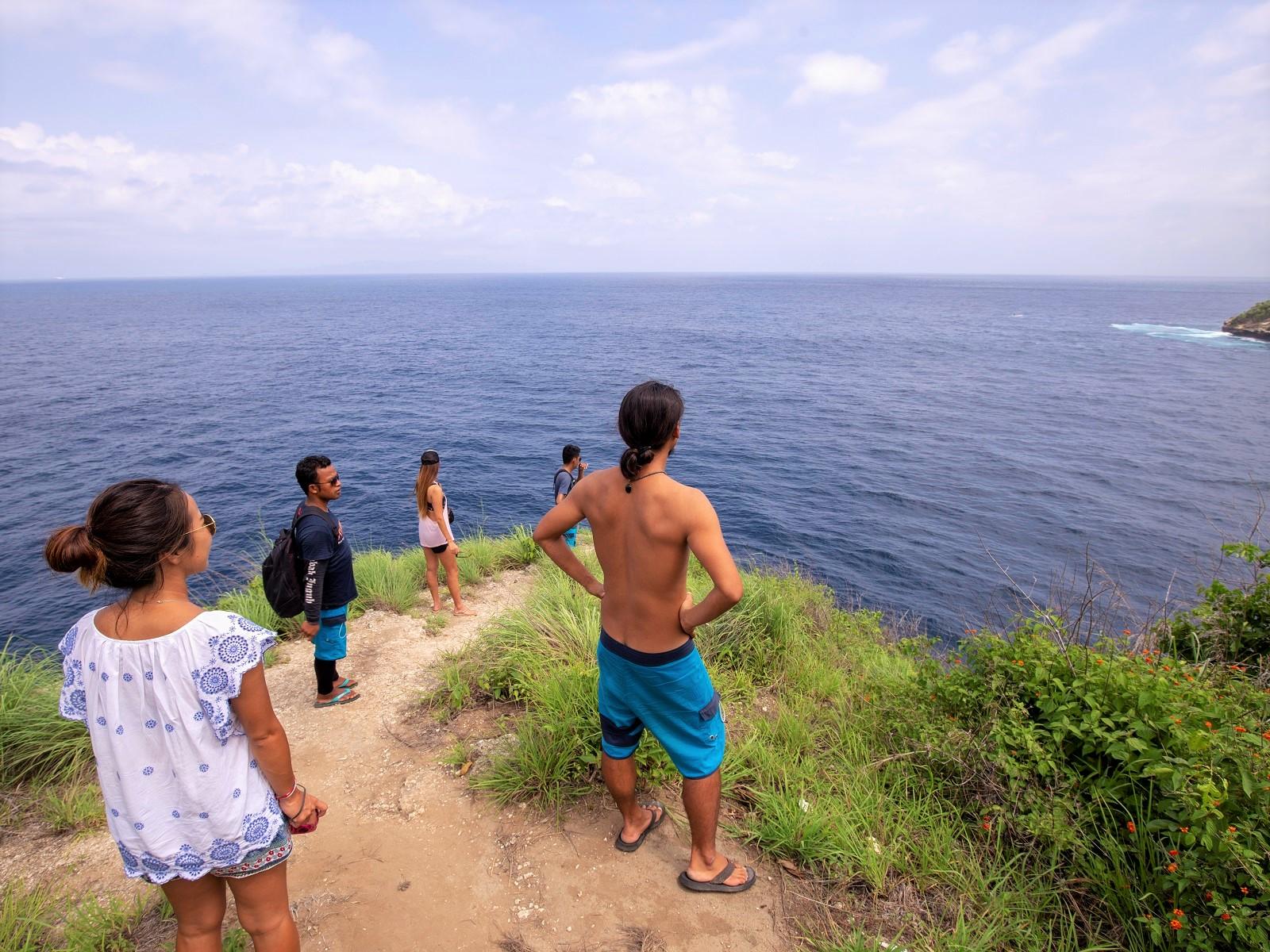 【バリの離島情報】レンボンガン島 or ペニダ島