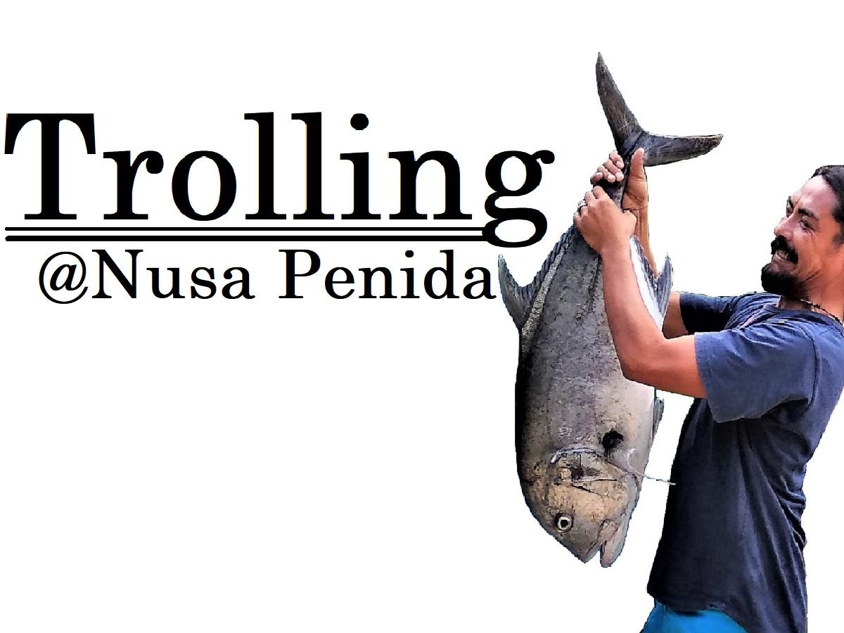 バリ島釣りトローリングツアー