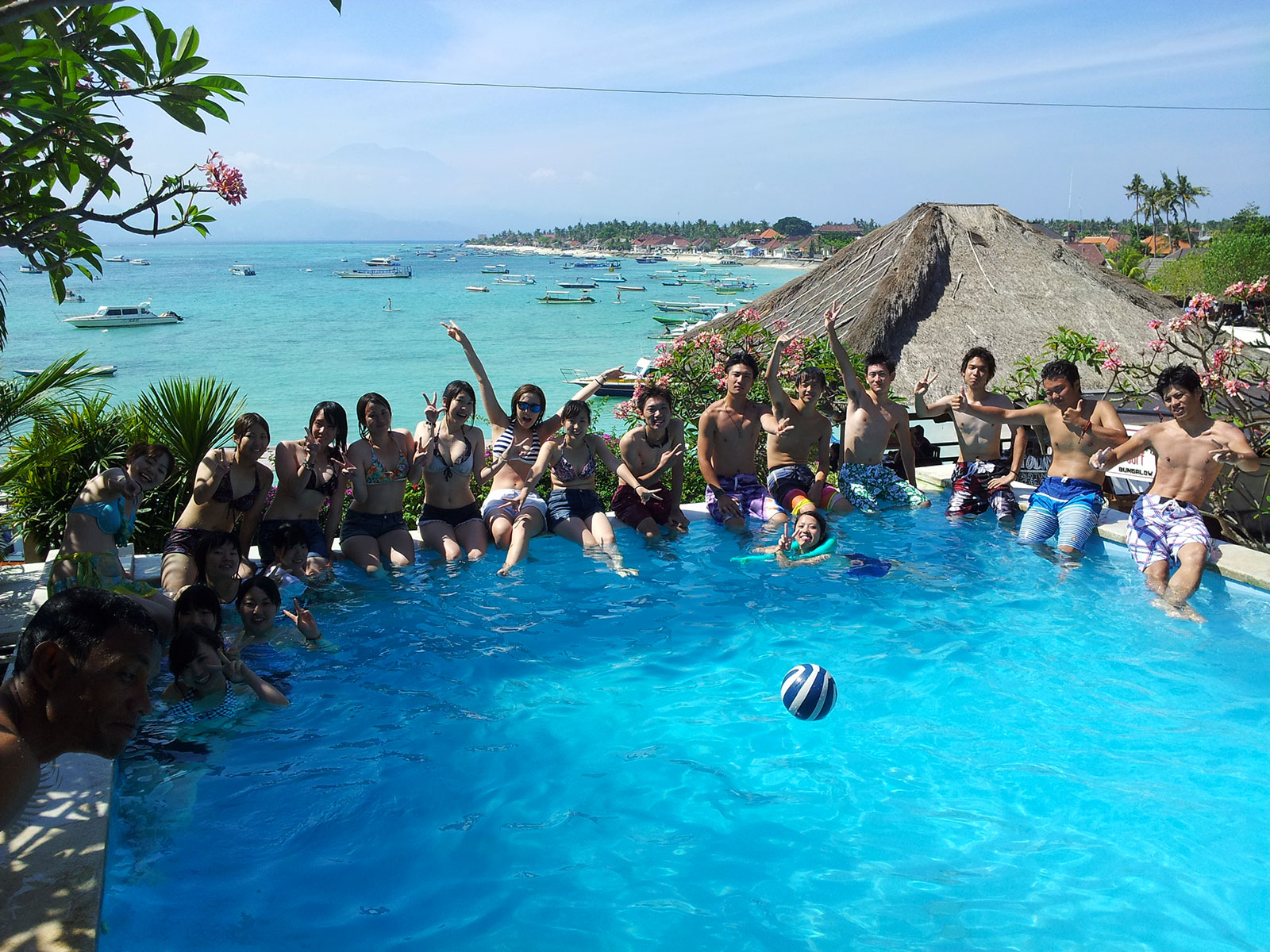 lembongan-group-outing