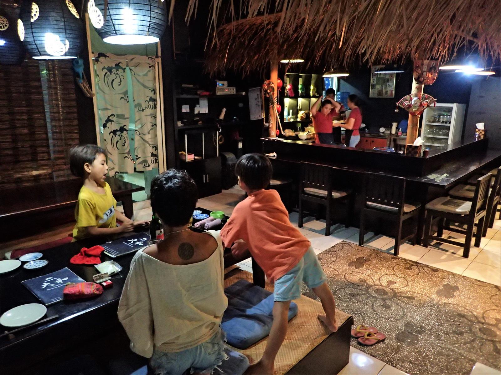 バリ島サヌール情報レストラン大和