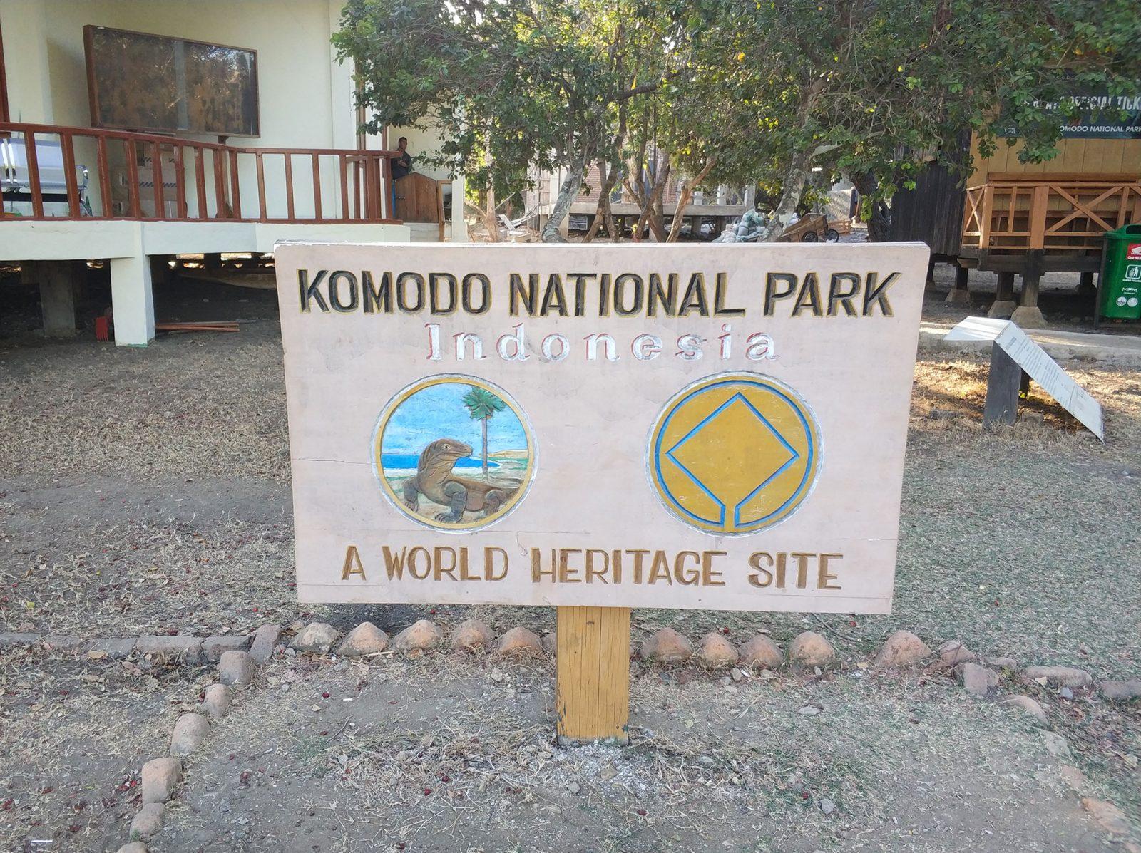 コモド国立公園リンチャ島