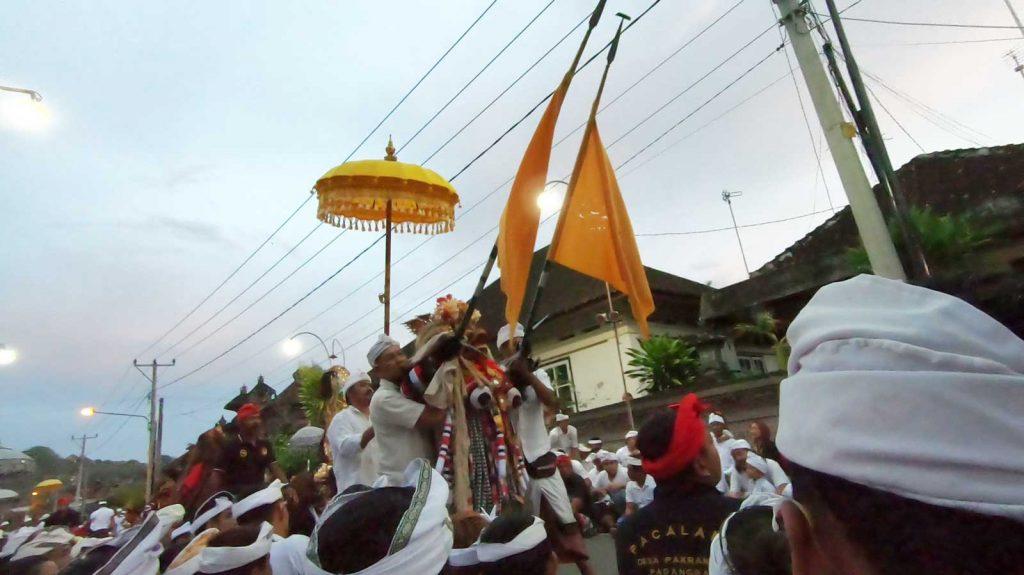 チャロナランのお祭り