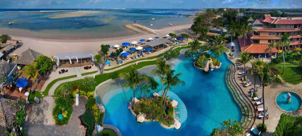 ホテル ニッコー バリ ベノアビーチ