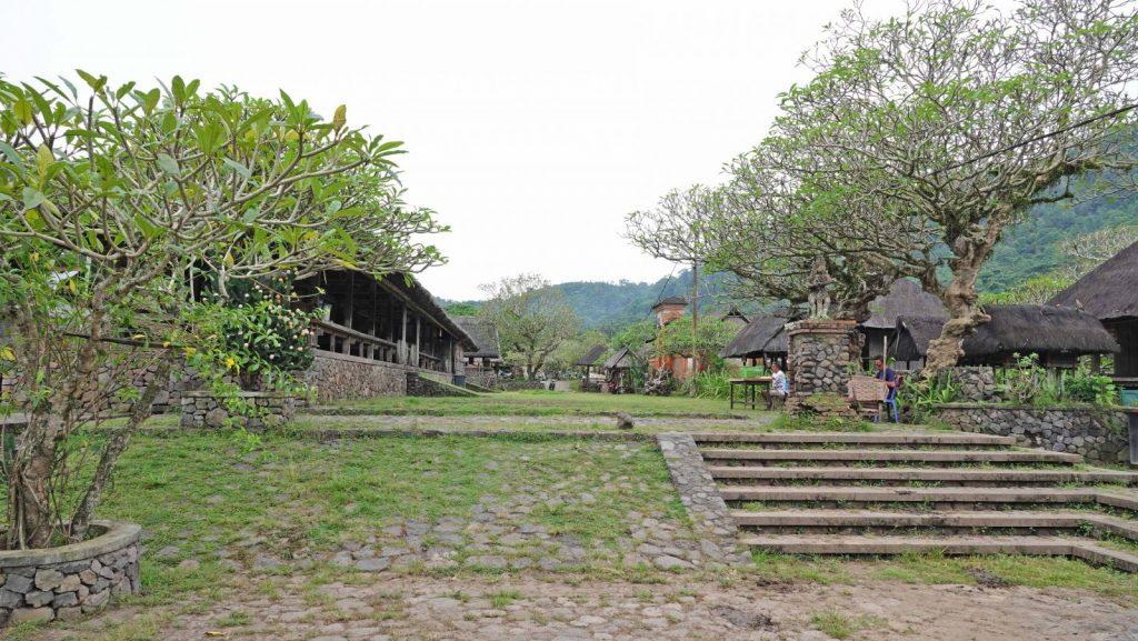 バリ島のトゥガナン村