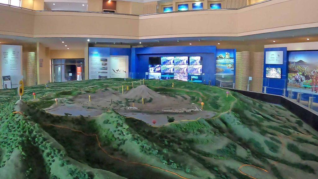 バトゥールジオパーク博物館