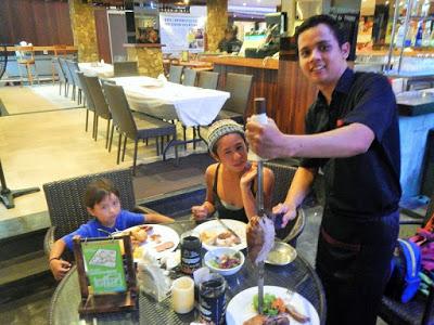 バリ島のおすすめレストラン食べ放題