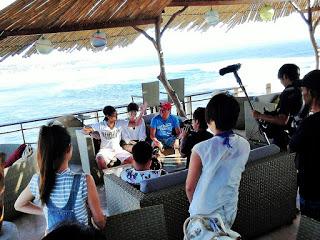 バリ島、世界さまぁ~ずリゾートのレンボンガン島SP
