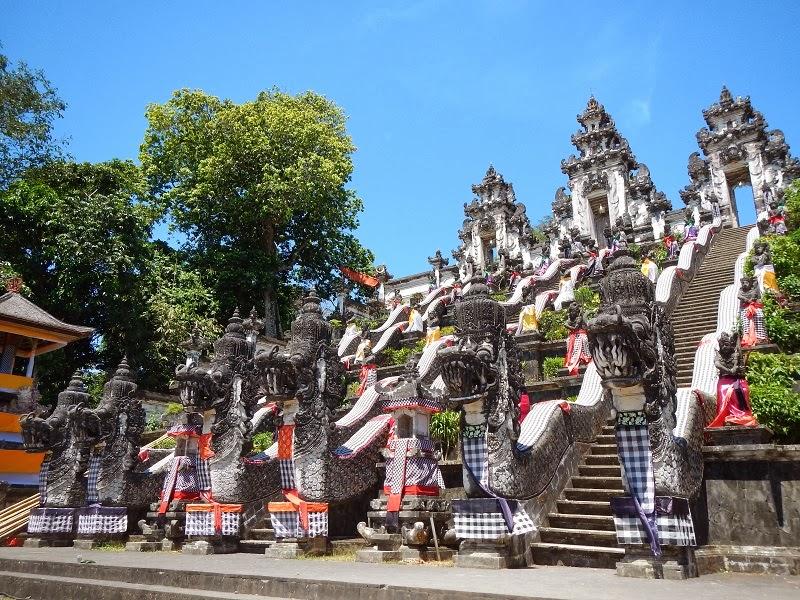 バリ島パワースポット・ランプヤン寺院