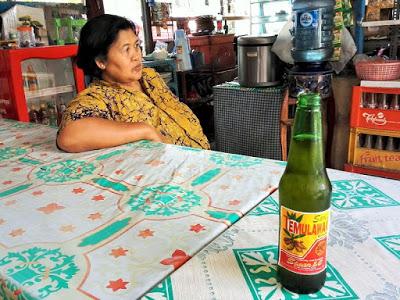 バリ島伝統料理と屋台ランチ