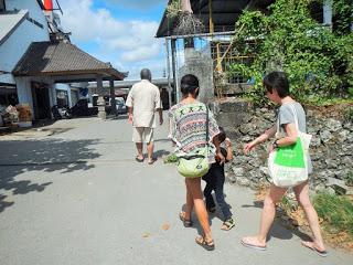 バリ島ジンバランのシーフードBBQ