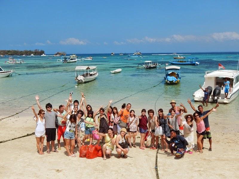 レンボンガン島1泊2日ツアー:服装、持ち物、注意点