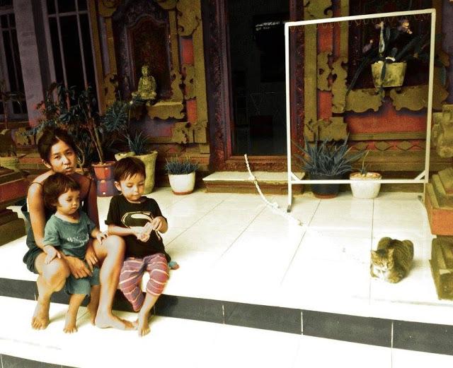 バリ島で長期滞在、一ヶ月の予算