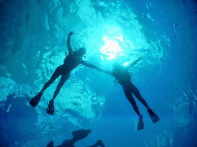 バリ島からレンボンガン島へドリフトシュノーケリング危険と安全面