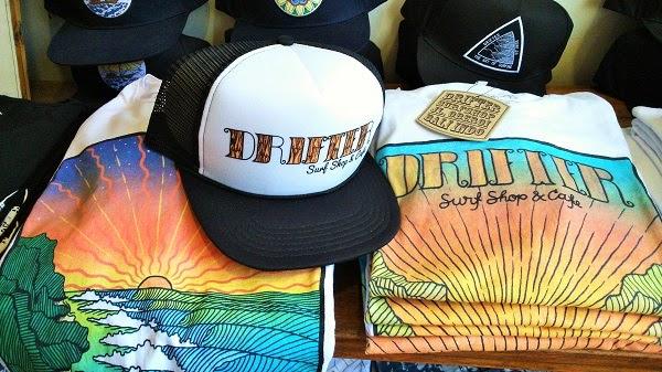 バリ島スミニャックでショッピング、サーフブランド