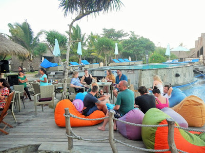 バリ島、世界さまぁ~ずリゾートのレンボンガン島SP撮影場所