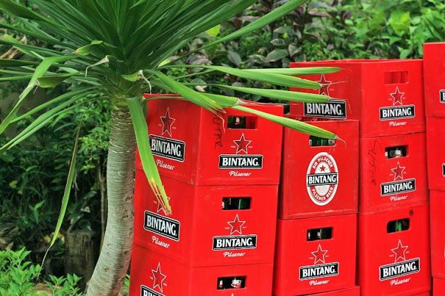 インドネシア国産ビールの歴史と、ビンタンビール&ハイネケン