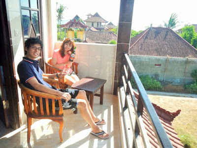 バリ島からレンボンガン島へ宿泊ホテル情報とレンタルバイク