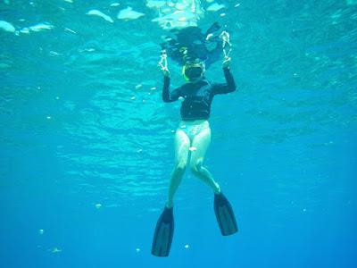 バリ島からレンボンガン島へ素潜りシュノーケリングツアー