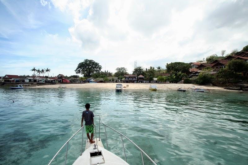レンボンガン島1泊2日ツアー:タイムスケジュール