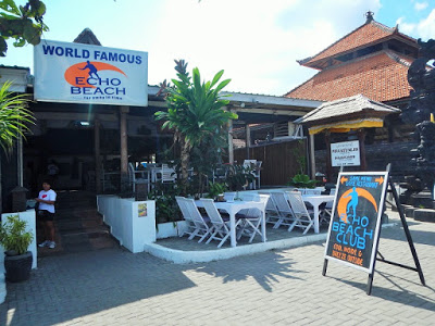 バリ島チャングー