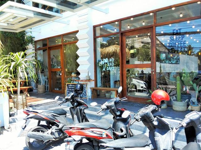 バリ島スミニャックのおすすめレストラン