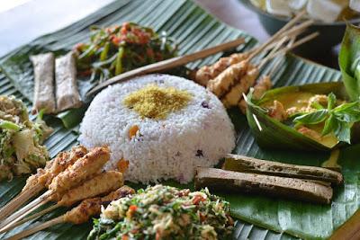 バリ島の人気オーガニックレストラン、バリアスリ