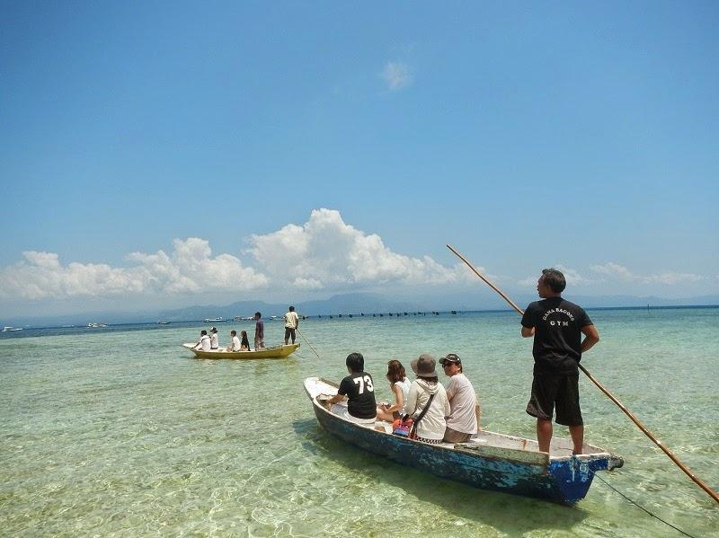 バリ島おすすめの海:レンボンガン島シュノーケリング、サンゴ礁と熱帯魚の動画